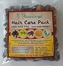 Yauvanya Make at home Shampoo DIY hair care kit (Anti Hairfall, sulphate