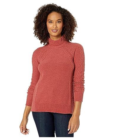 Aventura Clothing Willa Sweater (Cardinal) Women