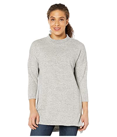 tentree Carmanah Long Sleeve Tunic (Moonstruck Grey) Women