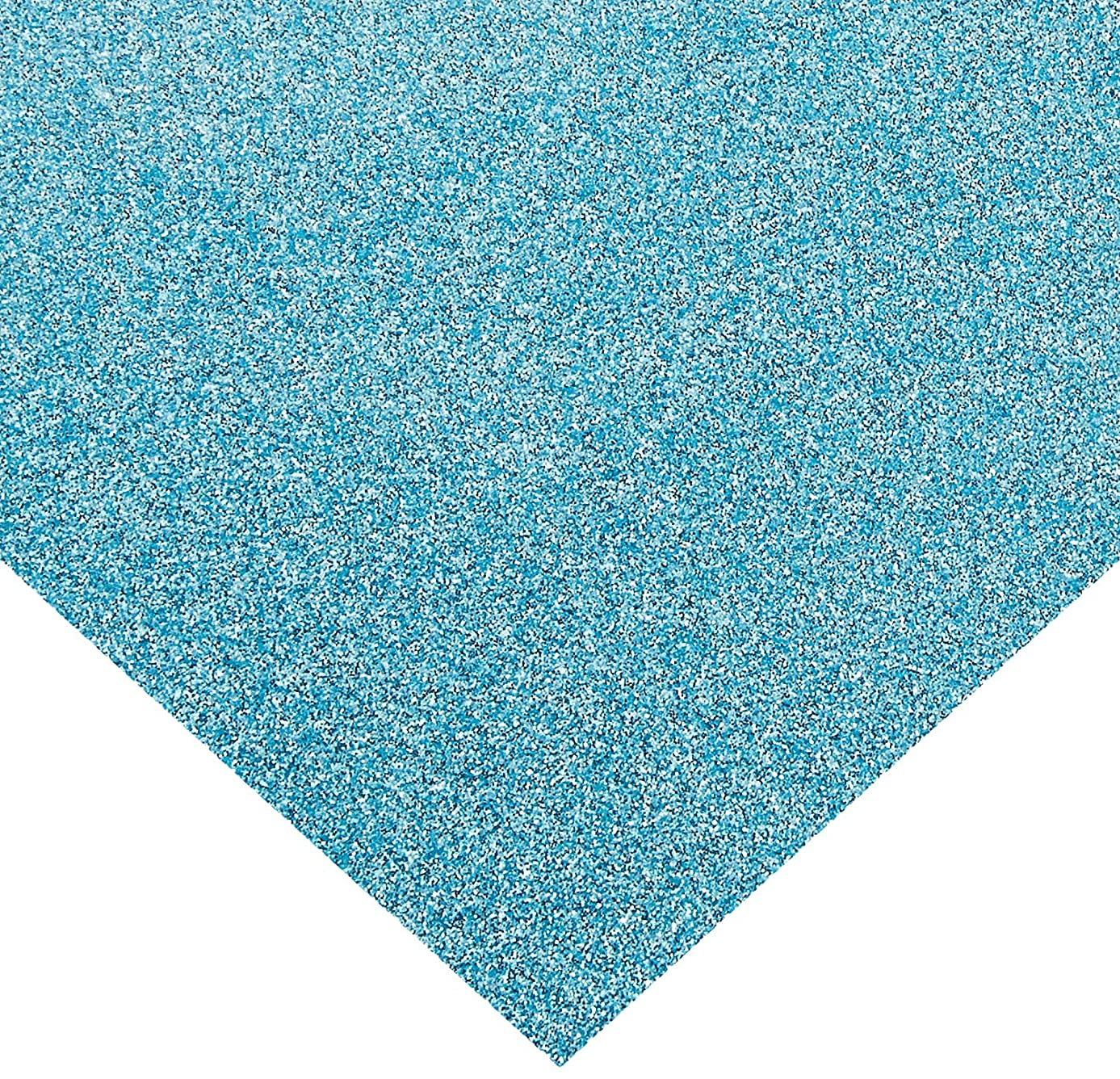 Kimberbell KDKB141 Applique Glitter Sheet Sky Blue