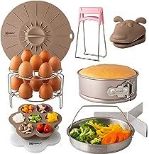 Homlt Pressure Cooker Accessories Set – Compatible with Instant Pot 5,6,8 QT..
