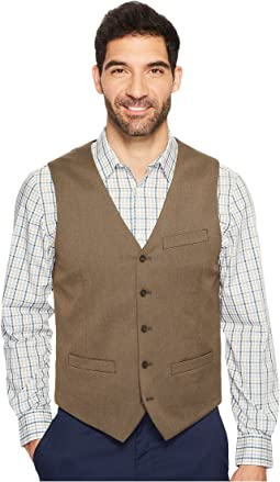 Perry Ellis - Stretch Solid Vest