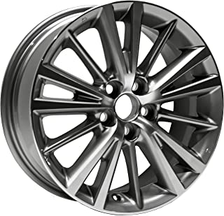 "Dorman 939-668 Aluminum Wheel (16x6.5""/5x100mm)"