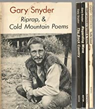 Gary Snyder Five Pack: Riprap & Cold Mountain Poems, the Back Country, Regarding Wave, Myths and Texts, Turtle Island