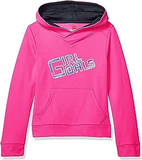 Girls' Big Tech Fleece Raglan Pullover Hoodie