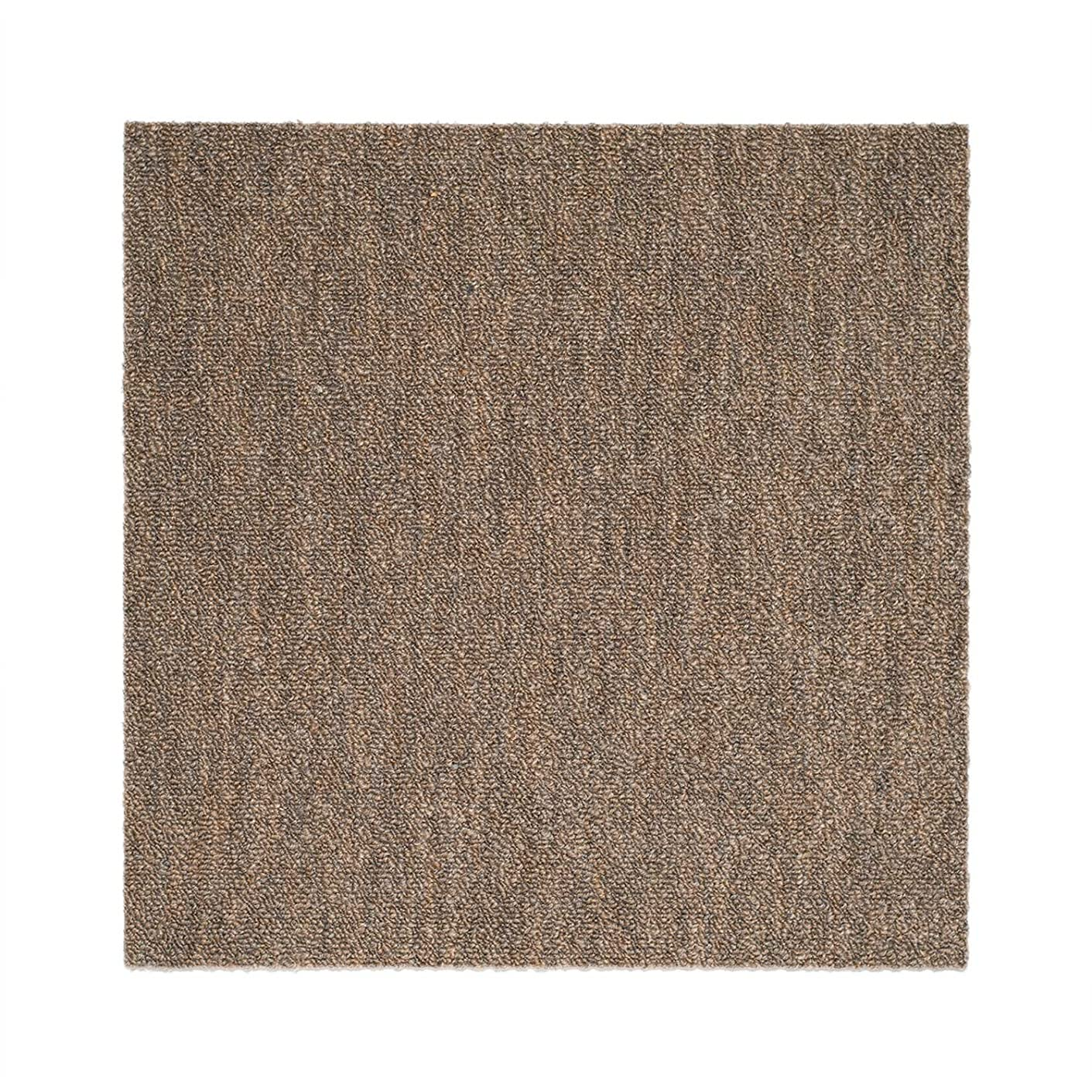 ジョージスティーブンソン滑りやすい親愛な日東紡マテリアル 静床ライト 防音マット (50cm×50cm×10枚入) 50枚セット ブラウン