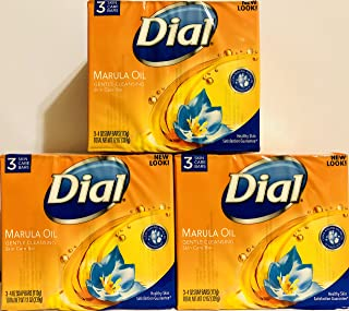 Dial Corp (e3)))) Dial Miracle Oil Hand Soap Infused With Marula Oil 7.5 Oz