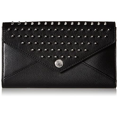 0202aac0a4118 Rebecca Minkoff Women s Smith Studded Crossbody Wallet Bag