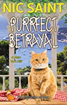 Purrfect Betrayal (The Mysteries of Max Book 11)