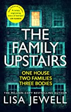 Cover image of The Family Upstairs by Lisa Jewell