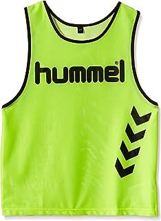 Hummel Fundamental Training - Camiseta de entrenamiento para niños, color neon yellow, talla S