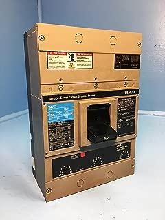 I-T-E Siemens JD63F400 400A Sentron Circuit Breaker 400 Amp Trip 600V JD6-A ITE