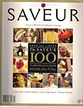 The SAVEUR 100 Special issue in SAVEUR 40 Jan / Feb 2000