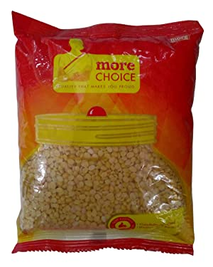 More Choice Superior Pulses - Moong Dal Dhuli, 500g Pouch