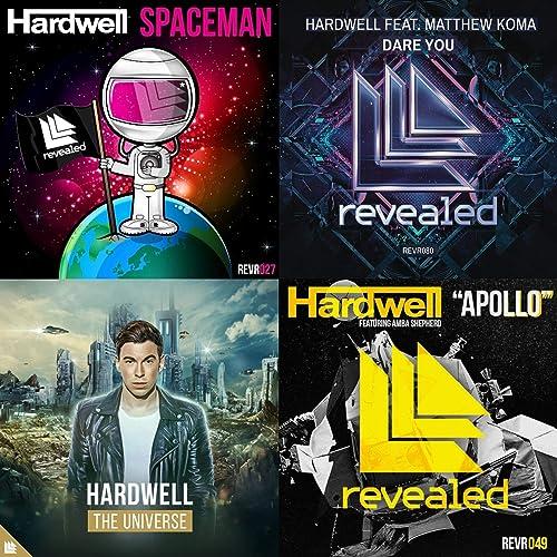 Best of Hardwell by Laidback Luke, Willy William, Hardwell, Luciana