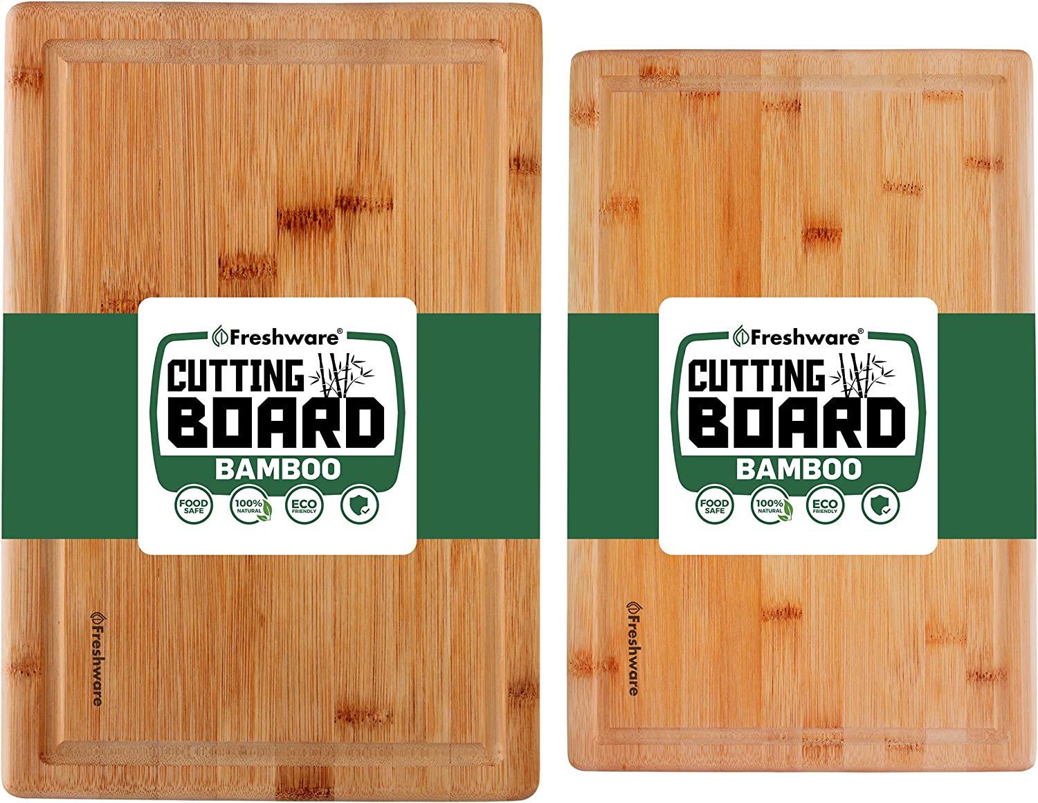Bamboo Cutting Boards Opening large release sale for Kitchen with Superlatite 2 Juice W of Groove Set