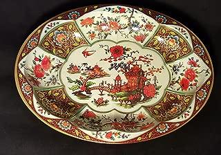 Daher Decorated Ware Asian Print Tin Tray