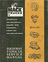 Mack Trucks Highway Vehicle Service Manual (Geared Components)