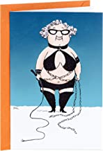 Hallmark Shoebox Funny Birthday Card (Badass Old Lady)
