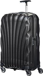 Samsonite 73350 Cosmo lite 3 Spinner Hard Side Luggage, Black, 69 Centimeters