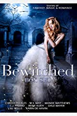 BEWITCHED Box Set: Paranormal stories including Angels, Alphas, Ghosts, Greek gods, Succubae, Vampires, Werewolves, Witches, Magic, Genies, Vampires, Fae, Werewolves, And More! Kindle Edition