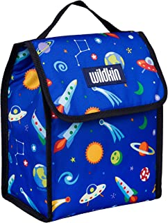 Wildkin Kids Insulated Lunch Bag for Boys and Girls, Lunch Bags is Ideal Size for Packing Hot or Cold Snacks for School an...
