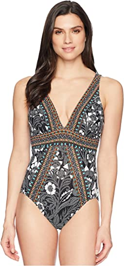 Miraclesuit Delta Dawn Sojourn One-Piece