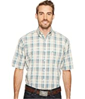 Stetson - 0984 Aqua Beach Plaid