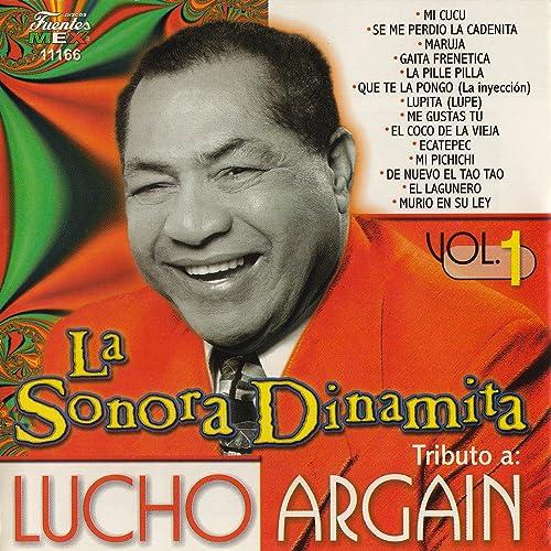 Tributo a Lucho Argaín, Vol. 1