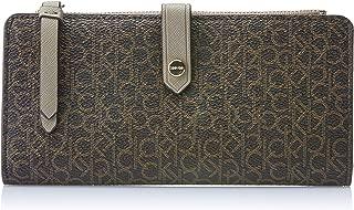 Calvin Klein Women's Suzana Wallet, Khaki/Porcini, One Size