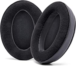 WC Wicked Cushions Velour Replacement Ear Pads for Bose Headphones - Soft Velour, Luxury Memory Foam, Added Thickness, Enh...