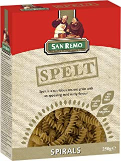 San Remo Spelt Spirals, 250g