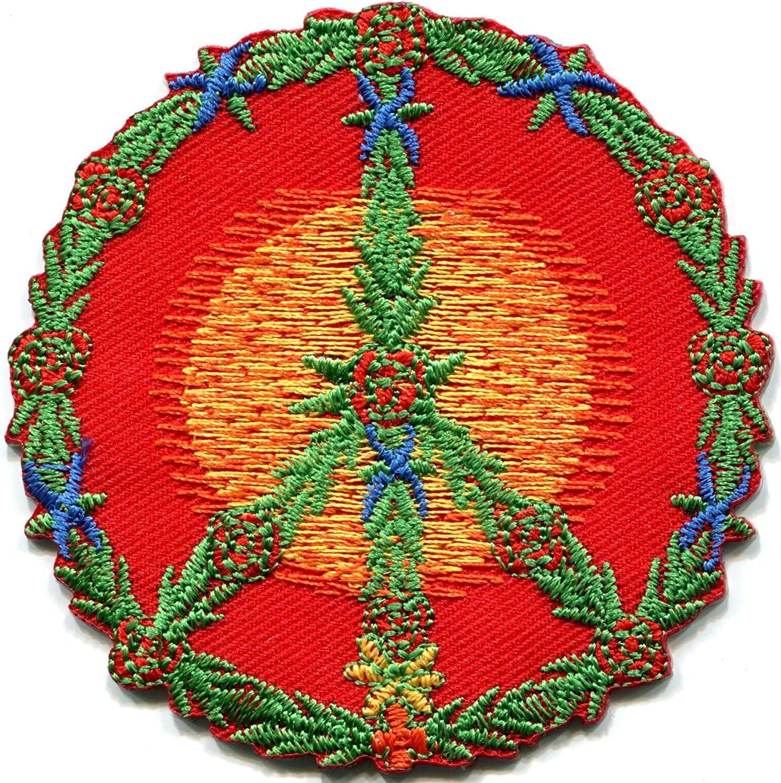Peace sign Outlet ☆ Free Shipping hippie boho retro flower e summer hippy love power of Regular store