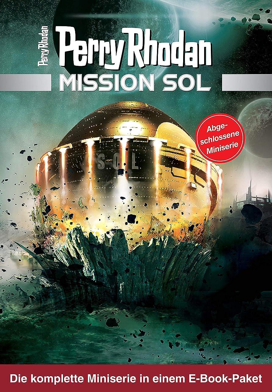 ハイジャック空洞華氏Mission SOL Paket (1 bis 12) (Perry Rhodan - SOL) (German Edition)