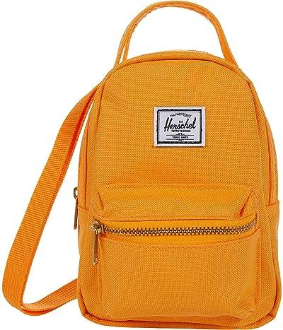 Herschel Supply Co. Nova Crossbody (Blazing Orange) Handbags
