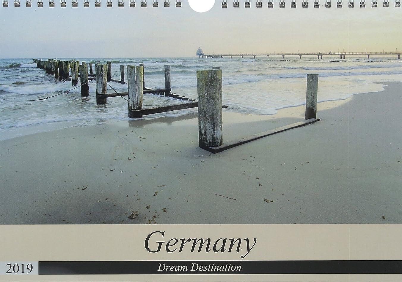 教室半球混雑Germany - Dream Destination 2019: The most popular places in Germany (Calvendo Nature)