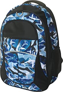 """Kids Backpack for boys, girls by Fenrici, 18"""", for Elementary School Students (BRAVERY, L)"""