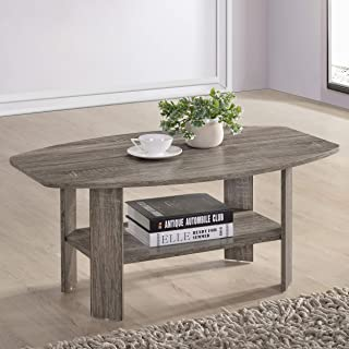 Fortress Coffee Table (Dark Taupe)