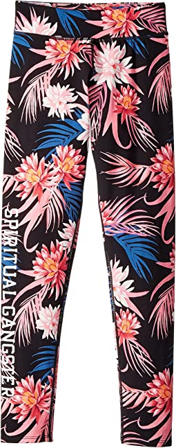 Spiritual Gangster Kids - Tropics Legging Pants (Toddler/Little Kids/Big Kids)