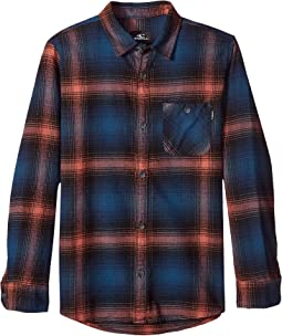 Dillishaw Flannel Wovens (Toddler/Little Kids)