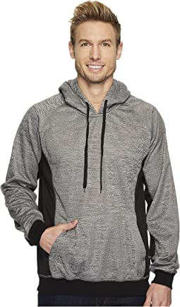 Roper - 1466 Cationic Grey Bonded Fleece Hoodie