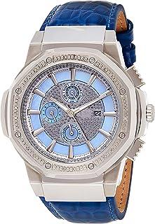 Jbw Dress Watch For Men Analog Genuine Leather Watch - JB-6101L-10B