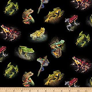 Best frog fabric by the yard Reviews