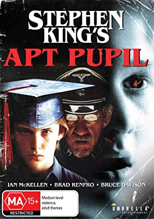 STEPHEN KING'S APT PUPIL