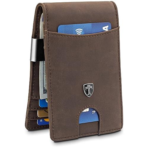 de634c4cca2 TRAVANDO Money Clip Wallet