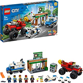 LEGO City Police - Policía: Atraco del Monster