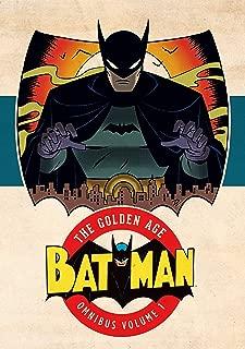 Batman: The Golden Age Omnibus Vol. 1