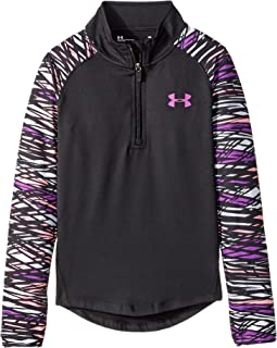 Under Armour Kids - Rush Training 1/4 Zip (Little Kids)