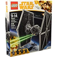 LEGO 75211 Star Wars Imperial TIE Fighter Building Kit (519 Piece)