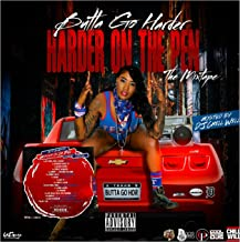 Harder on the Pen [Explicit]